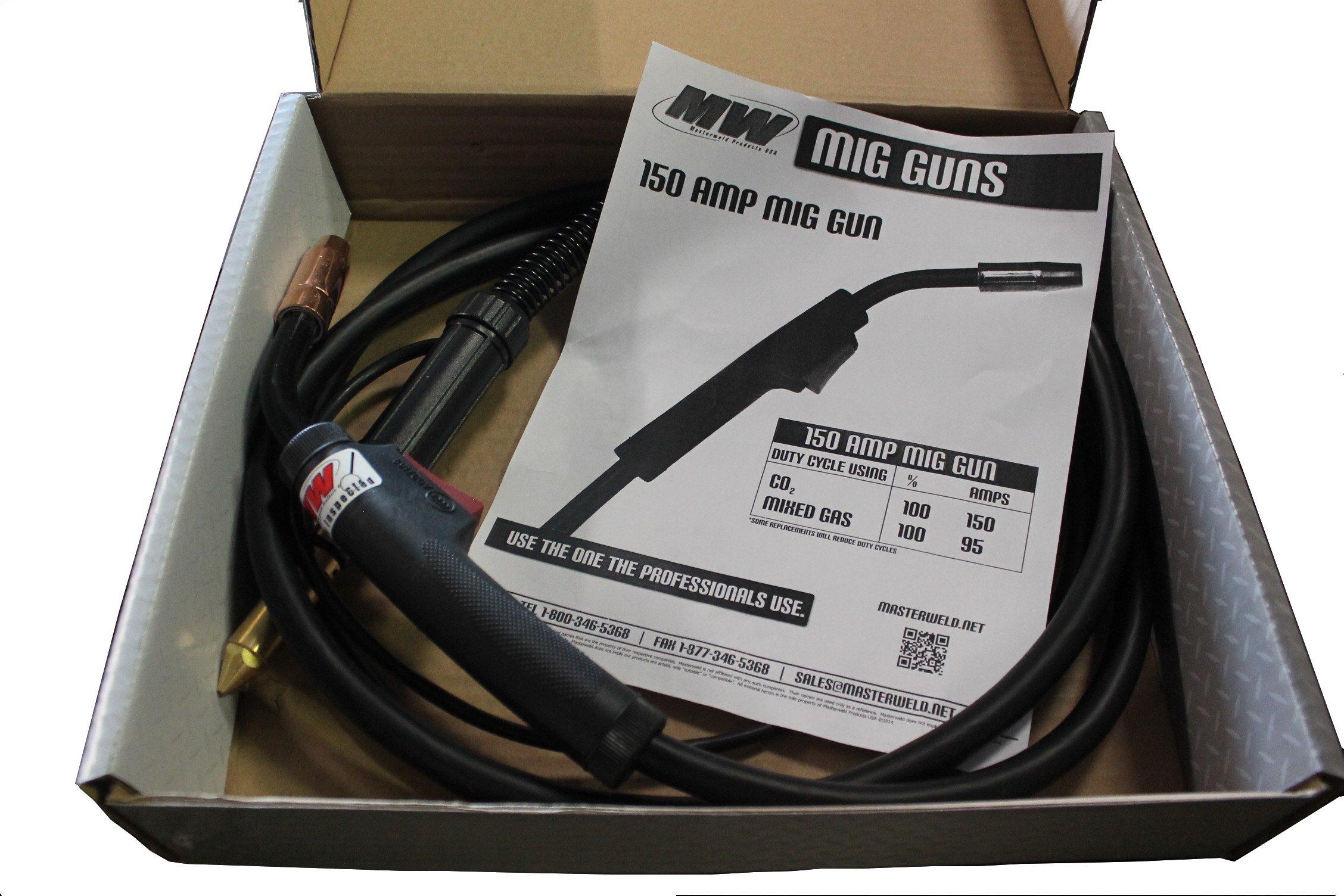Miller M10 Replacement Mig Gun by Masterweld