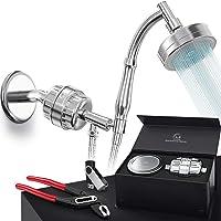 AquaHomeGroup Handheld Shower Head with Filter - 15 Stage Filtration Shower Filter...