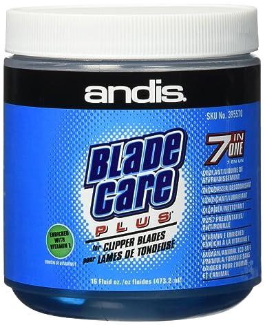 Andis 468 ml Desinfectante Blade Care Plus