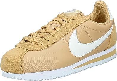 Lago taupo portón Traducción  Nike Classic Cortez Nylon, Zapatillas para Mujer, Color Oro Pipa Blanco:  Amazon.es: Zapatos y complementos