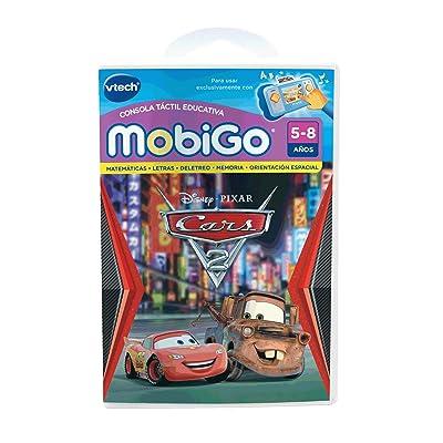 VTech Spanish Juego MobiGo Cars 2 - En Espanol: Toys & Games