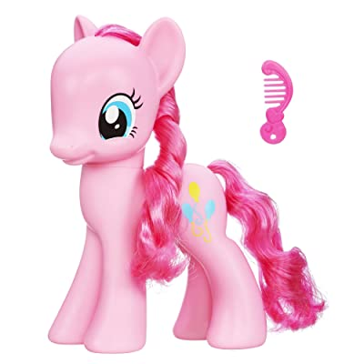 My Little Pony Pinkie Pie 8-Inch Pony Figure: Toys & Games