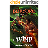 Wind (Buryoku Book 4) book cover