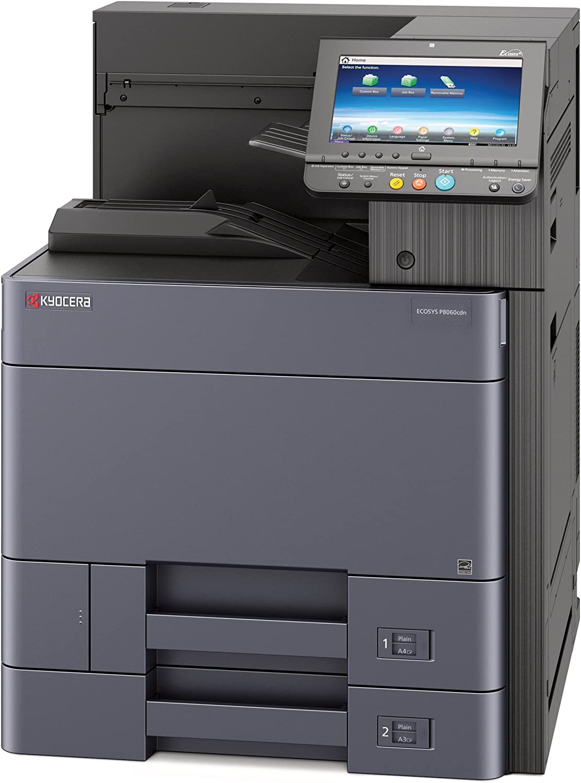 Amazon.com: Kyocera ECOSYS p8060cdn impresora láser – Color ...