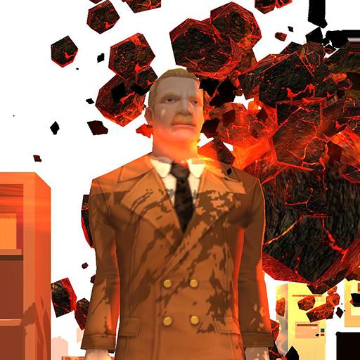 Whack Your Boss Man 3D (Boss Boss Boss)