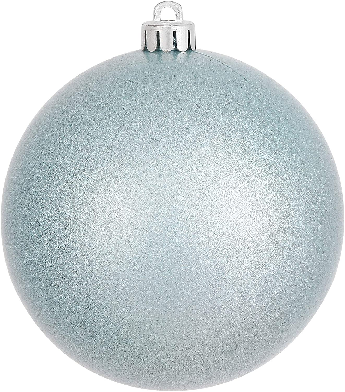 Vickerman N592032dcv Candy Ball Uv Drilled Cap 8 Baby Blue Home Kitchen
