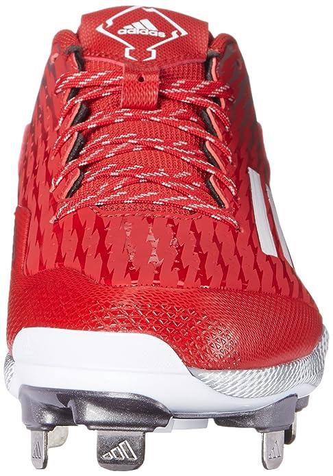 Nuovo Adidas Novità Donna Poweralley 3 Power Rosso bianca