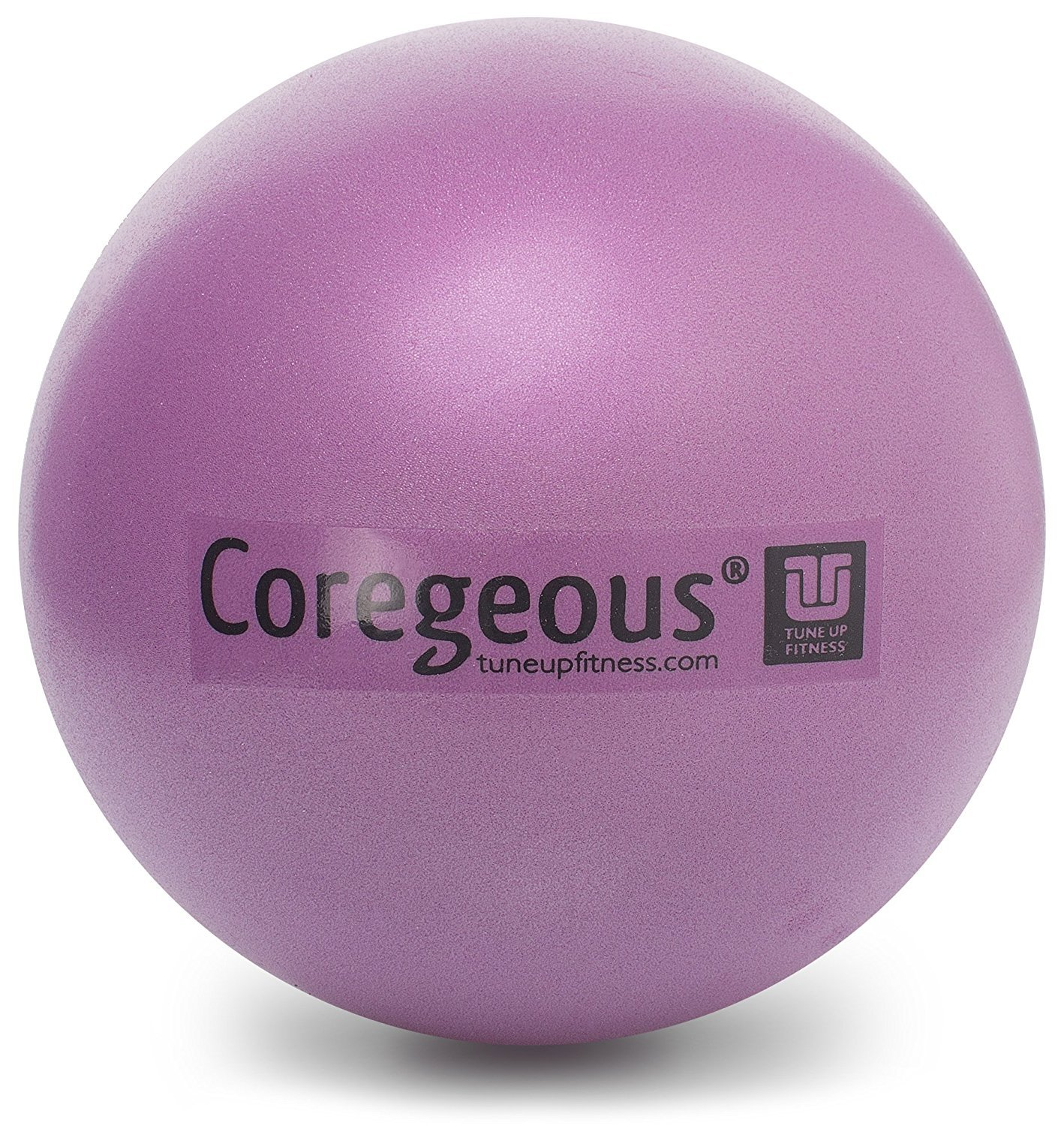Tune Up Fitness Coregeous Ball Newly Updated Packaging Jill Miller Use Ball to M
