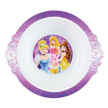 The First Years Disney Princess Toddler Bowl  sc 1 st  Amazon.com : princess dinnerware - Pezcame.Com