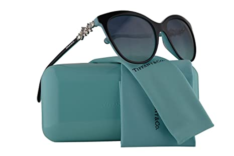 Tiffany & Co. TF4131BF Gafas de Sol w/Azul Degradado Lente ...
