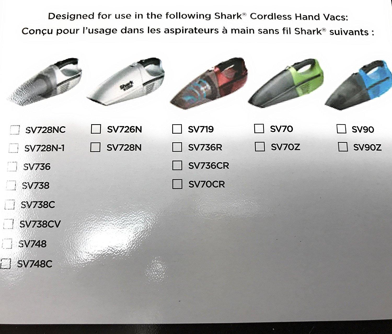 Shark 18v Cordless Hand Held Vacuum Sv780 Vx33 Https