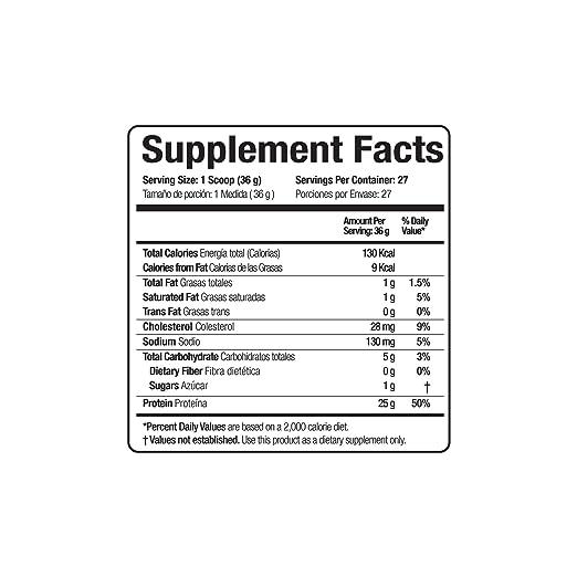 Evolution Advance Nutrition STAGE 4 Quad Phase Whey Protein Matrix (2 lbs, Vanilla)...