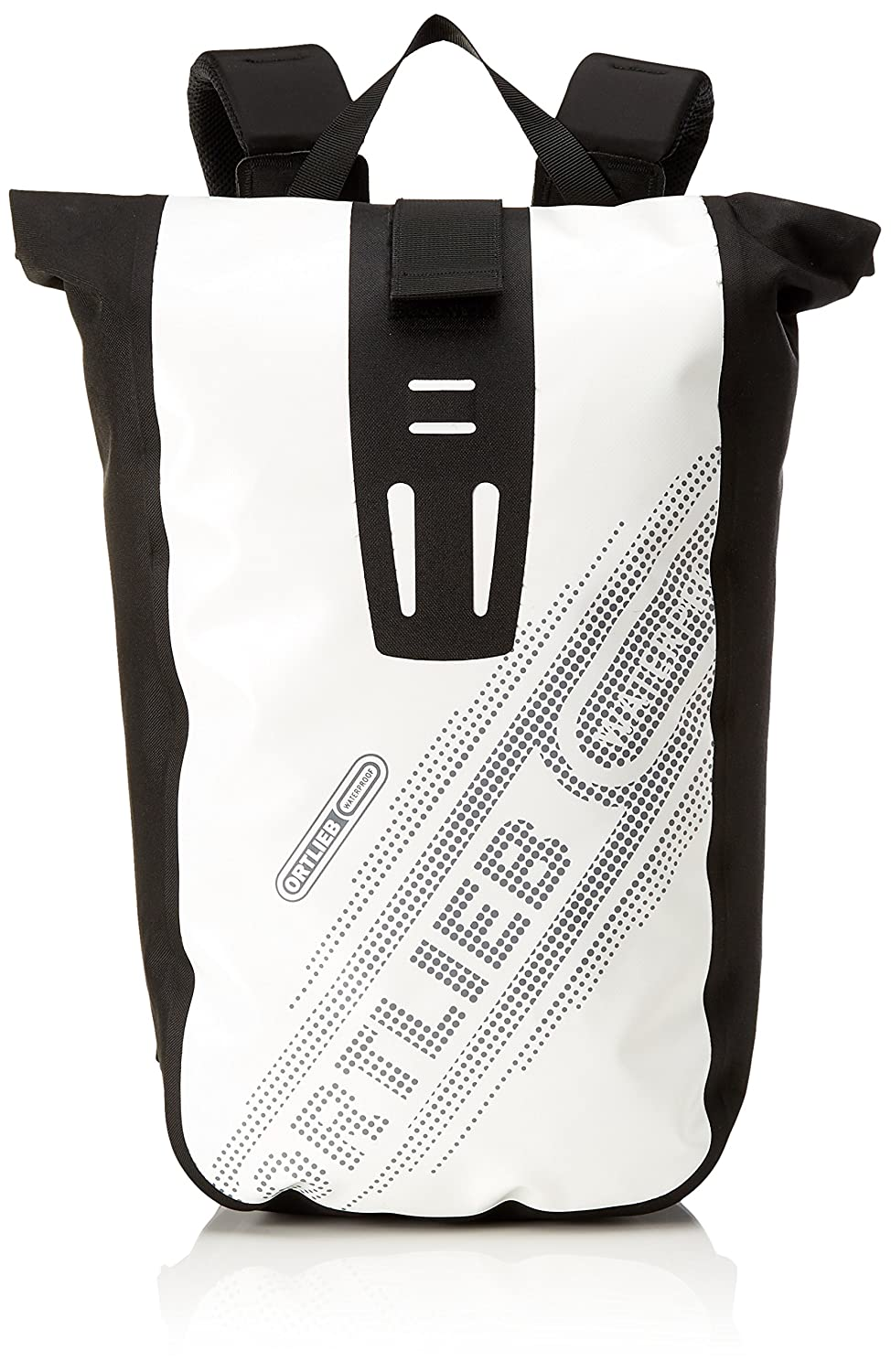 Amazon.com: Ortlieb Velocity Negro N Blanco Back Packs 20L ...