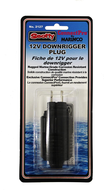 2126 Depthpower Electrical Socket Marinco Scotty Inc