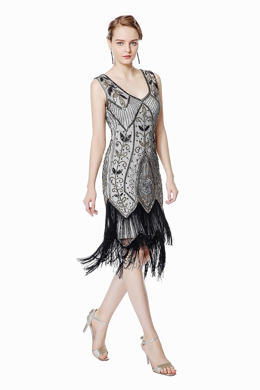 Ziemlich Gatsby Partykleid Ideen Zeitgenössisch - Brautkleider Ideen ...