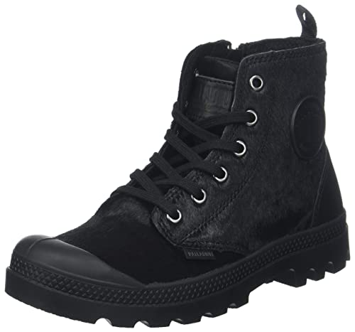 bbf38142c88 Palladium Women's Pampa Hi Zip Pony Ankle Boots: Amazon.co.uk: Shoes ...