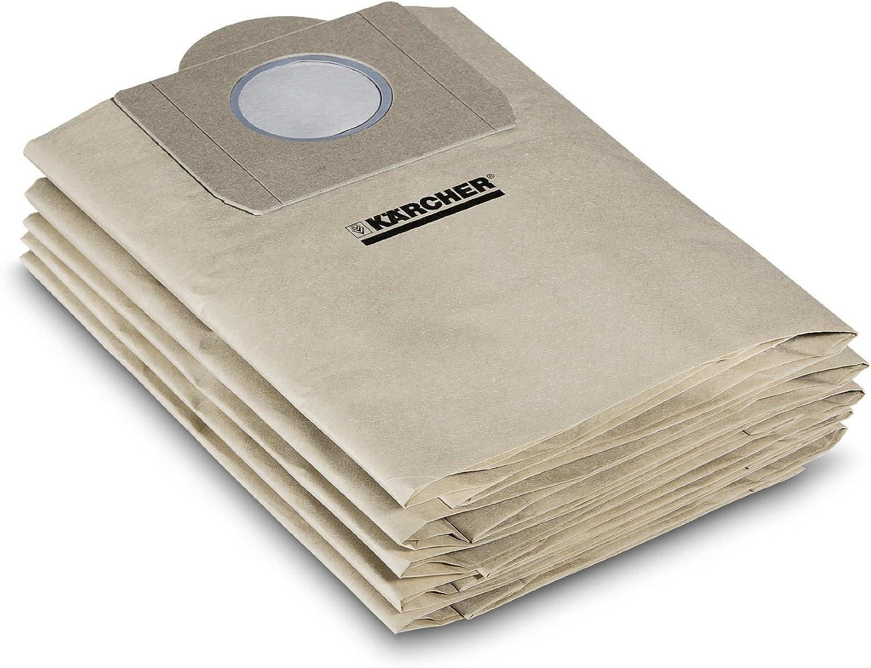 12 Staubbeutel für Kärcher K 2201 Staubsaugerbeutel Filter Filtertüten Beutel