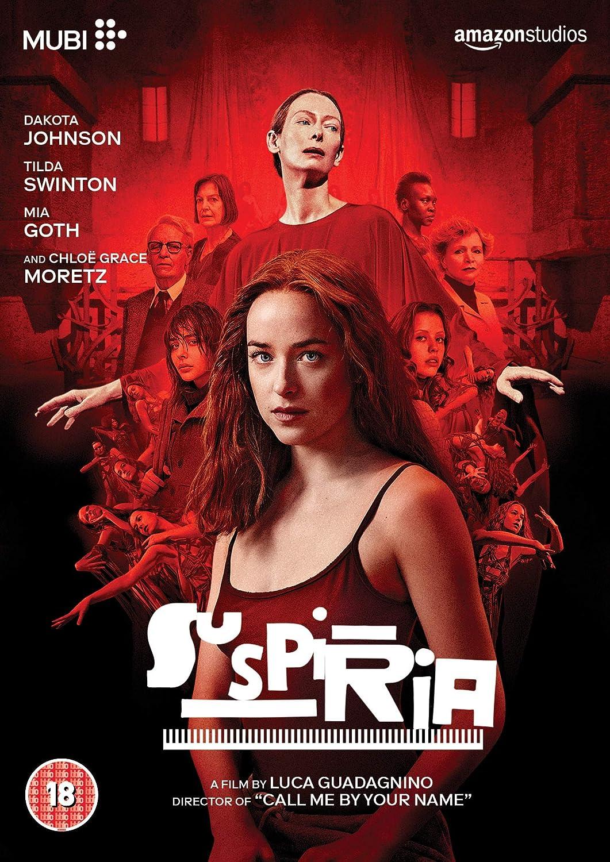 Amazon.com: Suspiria [DVD] [2019]: Movies & TV