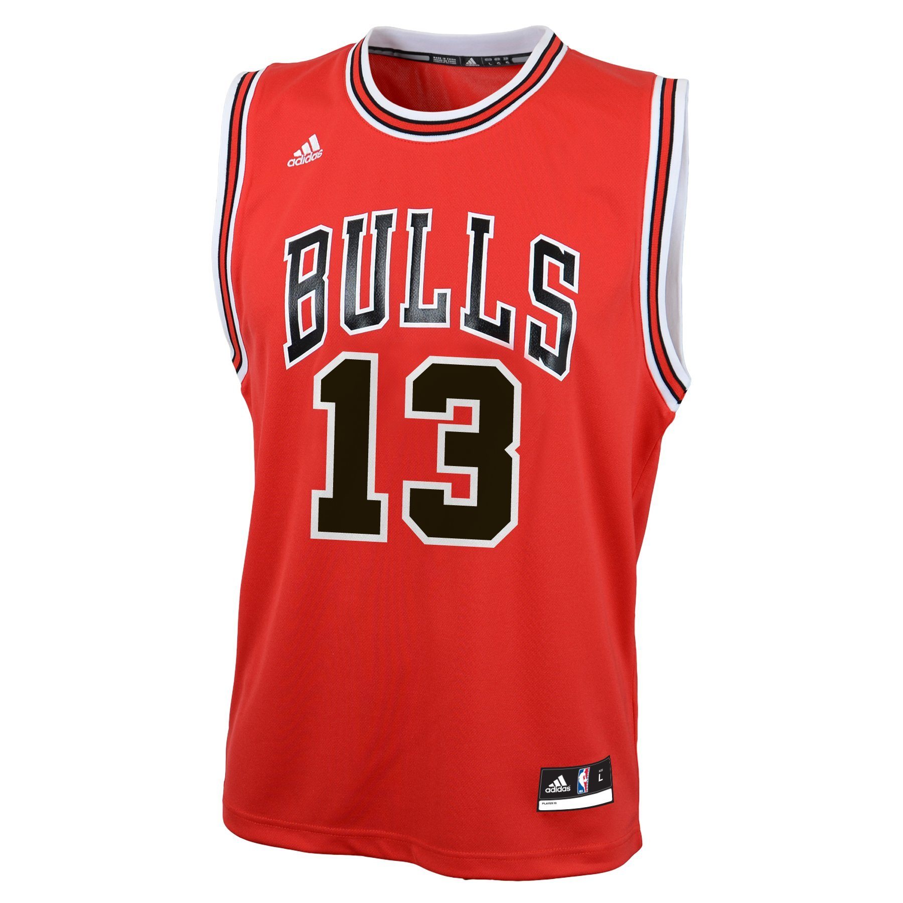 Adidas Jimmy Butler Chicago Bulls NBA réplica jóvenes Jersey: Amazon.es: Libros