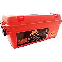 Plano Shallow Dry Storage Box (Orange), small (141250)