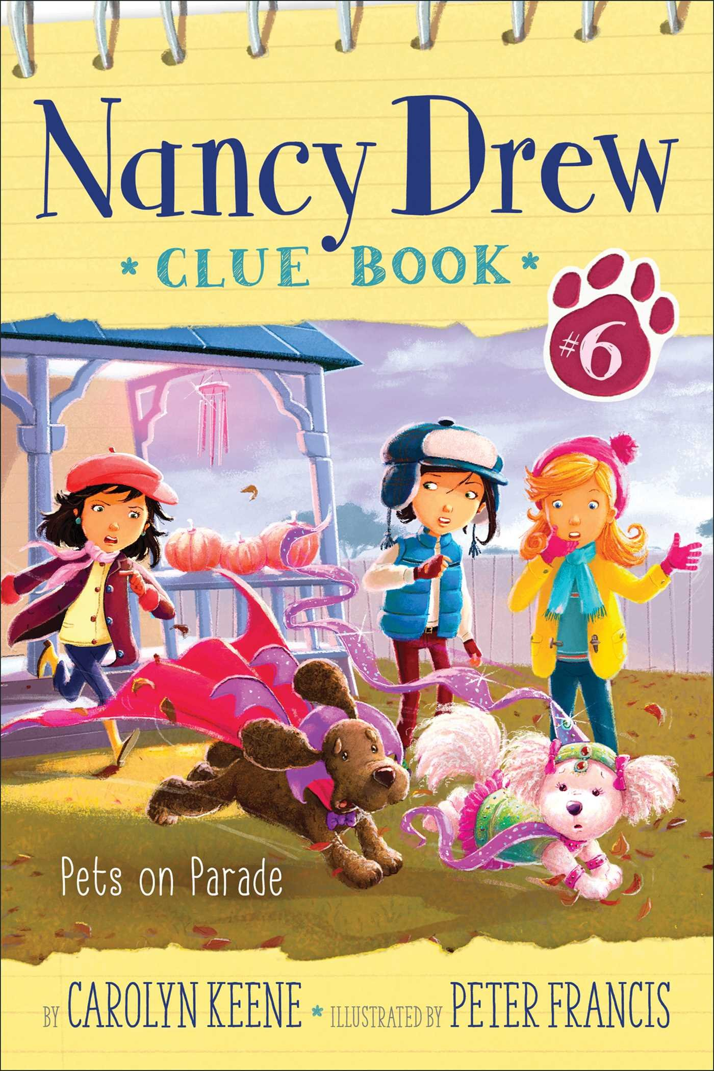 Pets on Parade (Nancy Drew Clue Book) PDF