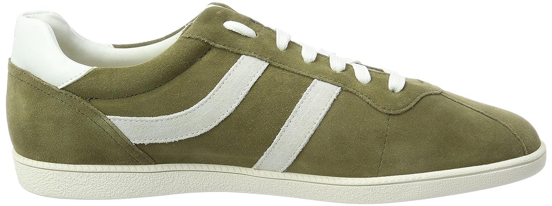 0c44540125f Amazon.com: Boss Rumba Tenn Mens Sneakers Green: Clothing