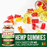 Maxibears Hemp Gummies – 2250 MG, 90 pcs – 25