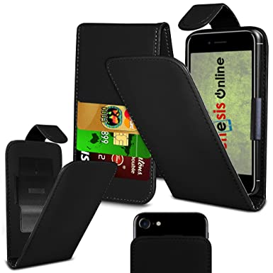 outlet store 10eab 00a45 Black) Doro 8030 case PU Thin Leather Protective Clamp Case Vertical ...