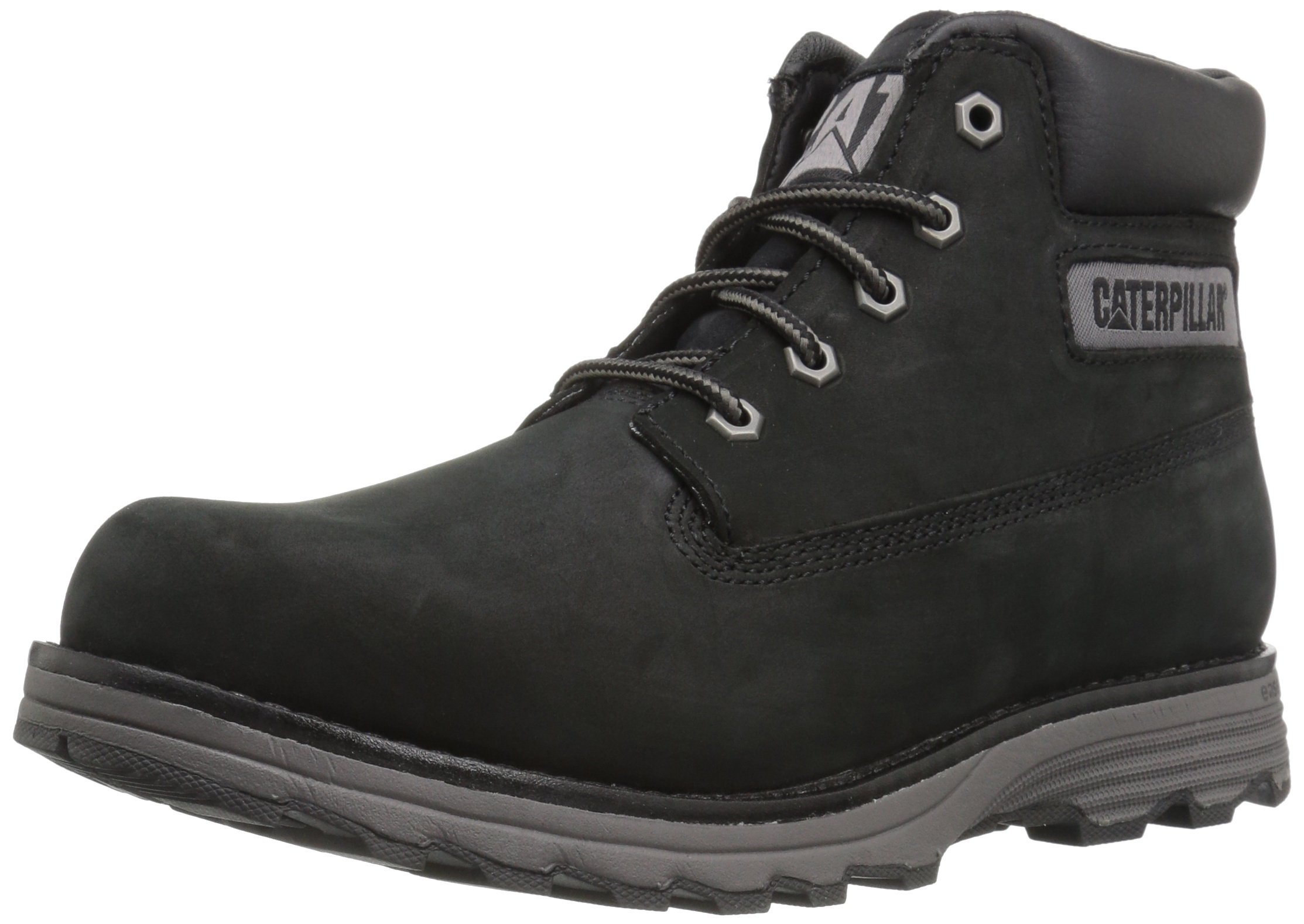 Caterpillar Men's Founder Backpacking Boot, Black, 13 M US by Caterpillar