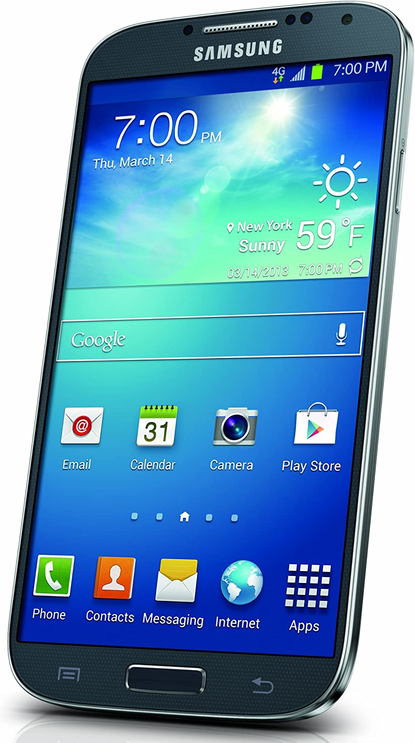 Galaxy S4 32GB (Verizon) Phones - SCH-I545ZKBVZW | Samsung US | 1500x840
