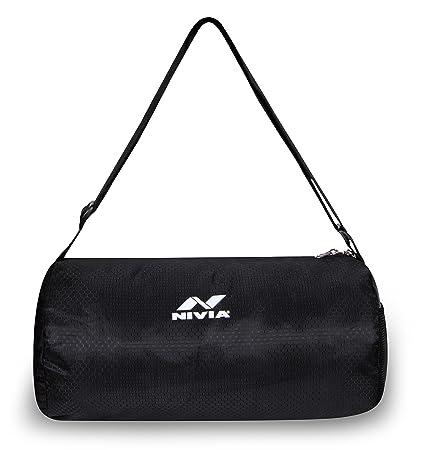 8c83ef9288 Nivia 6853 Polyester Basic Duffle Bag