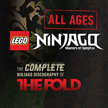 LEGO Ninjago All Ages — The Fold's Complete Ninjago Discography Double CD