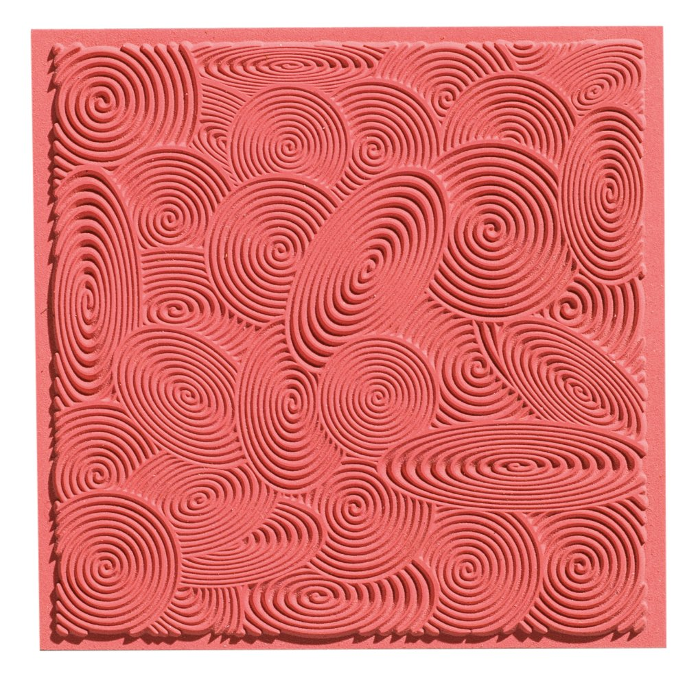 efco Espiral con Textura imitaci/ón Naranja