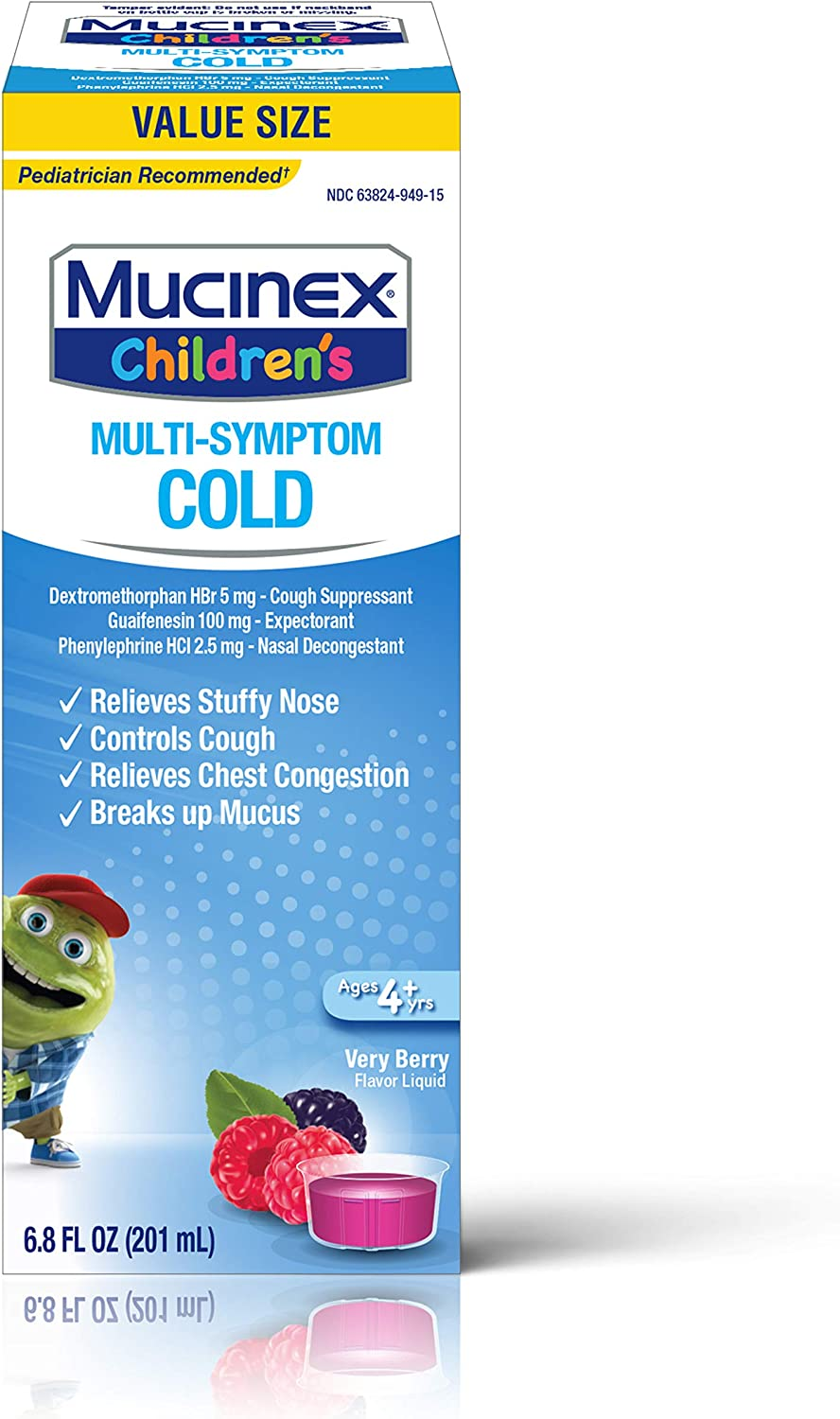Top 13 Best Cough Syrup For Kids (2020 Reviews & Buying Guide) 7
