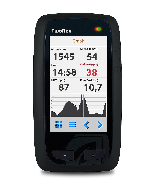 Anima 10DEPT GPS GPS TwoNav randonné/Fahrrad/Marineblau