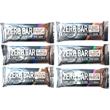 Biotech USA Zero Bar Mix-Box *NEW FLAVOURED* 20x50g