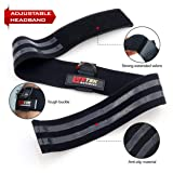 LIFETEK Boxing Reflex Ball | Improve Your Reaction, Speed, Hand Eye Coordination & Reflex | Punching Ball Headband Great for Cardio & MMA Training | Headband & Hand Wraps | Fits Adults & Kids