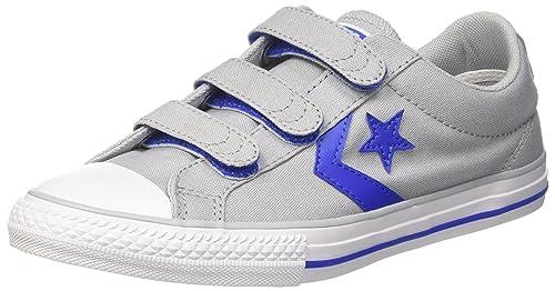 Converse Lifestyle Star Player Ev 3v Ox Canvas, Zapatillas de Deporte Unisex para Niños: Amazon.es: Zapatos y complementos