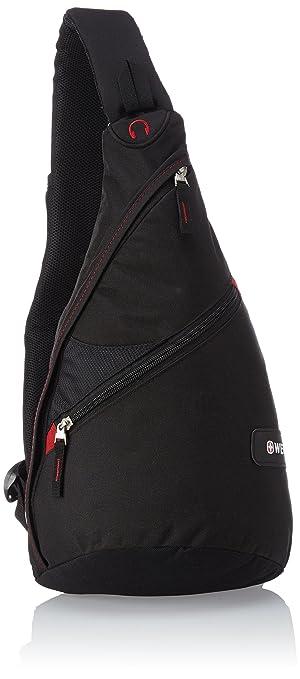 97 opinioni per Wenger, Accessori Body Bag, Nero (schwarz), 24 cm