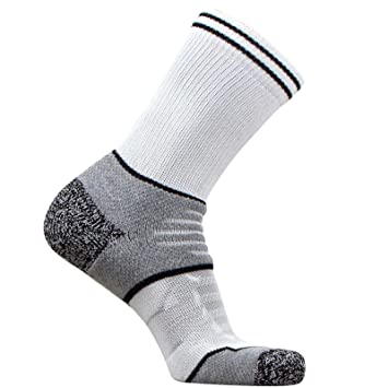 Amazon.com: Tenis Crew – Calcetines con tobillo acolchada ...