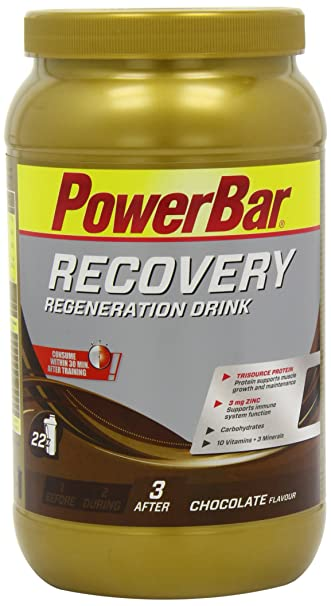 Amazon.com: POWERBAR Recovery Drink - 1.2kg Jar, Chocolate: Health & Personal Care