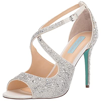 Betsey Johnson Women's Sb-sage Heeled Sandal | Heeled Sandals