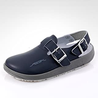 Abeba, Scarpe antinfortunistiche uomo blu marine blue 40 9150-40