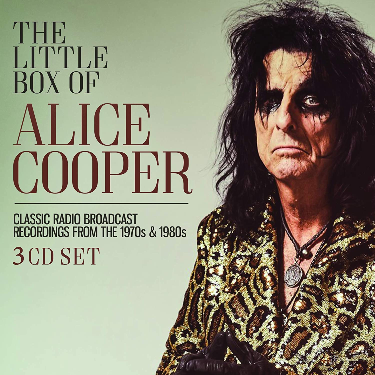 Little Box Of Alice Cooper