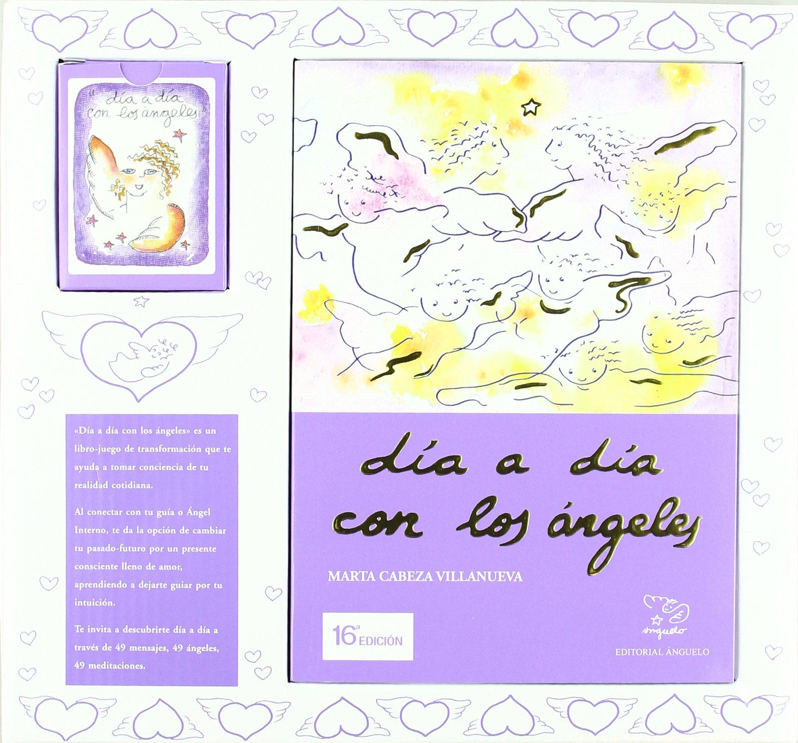 Dia a Dia Con Los Angeles - Con Juego de Cartas (Spanish ...