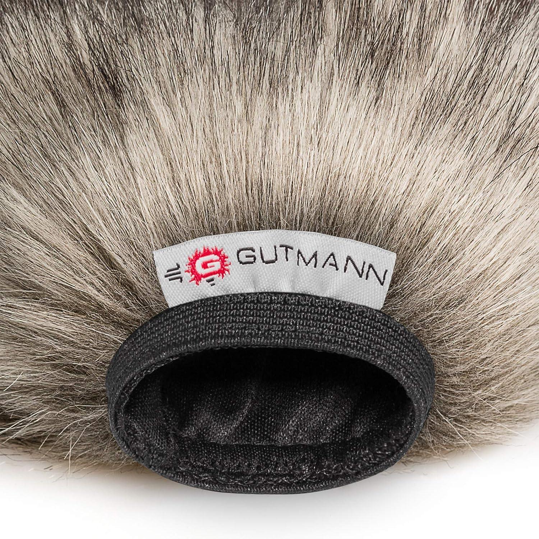 Gutmann Mikrofon Windschutz f/ür Roland R-07 Sondermodell Lynx limitiert