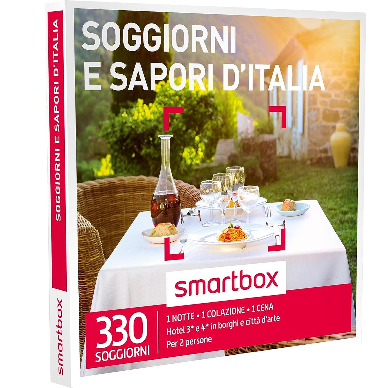 Albergo Sapori Smartbox Cofanetto Regalo Soggiorni E Sapori Ditalia Hotel
