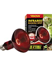 Exoterra Éclairage pour Reptiles Lampe Infrared Basking Spot 150 W
