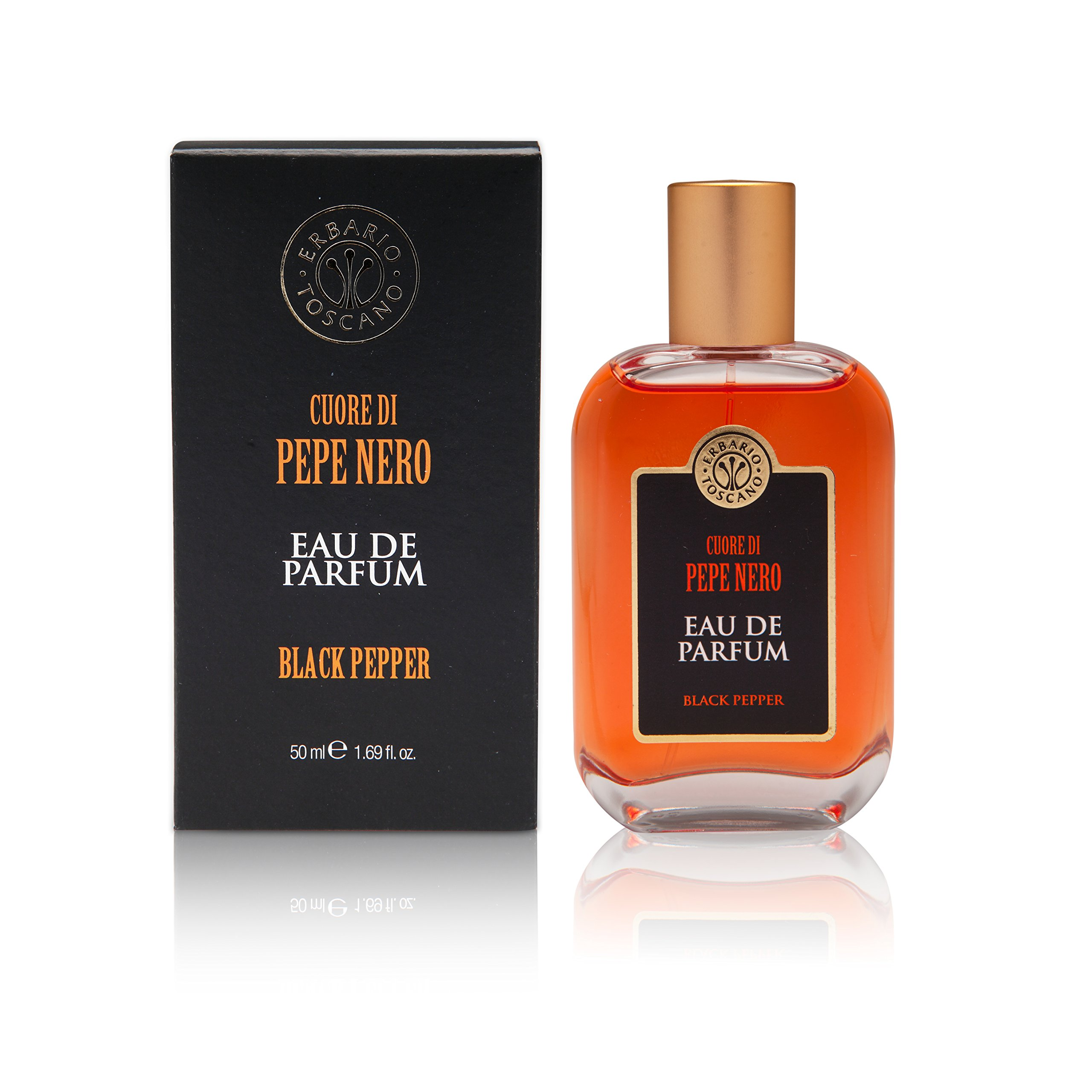 ERBARIO TOSCANO Black Pepper Eau de Parfum 50 ml by ERBARIO TOSCANO
