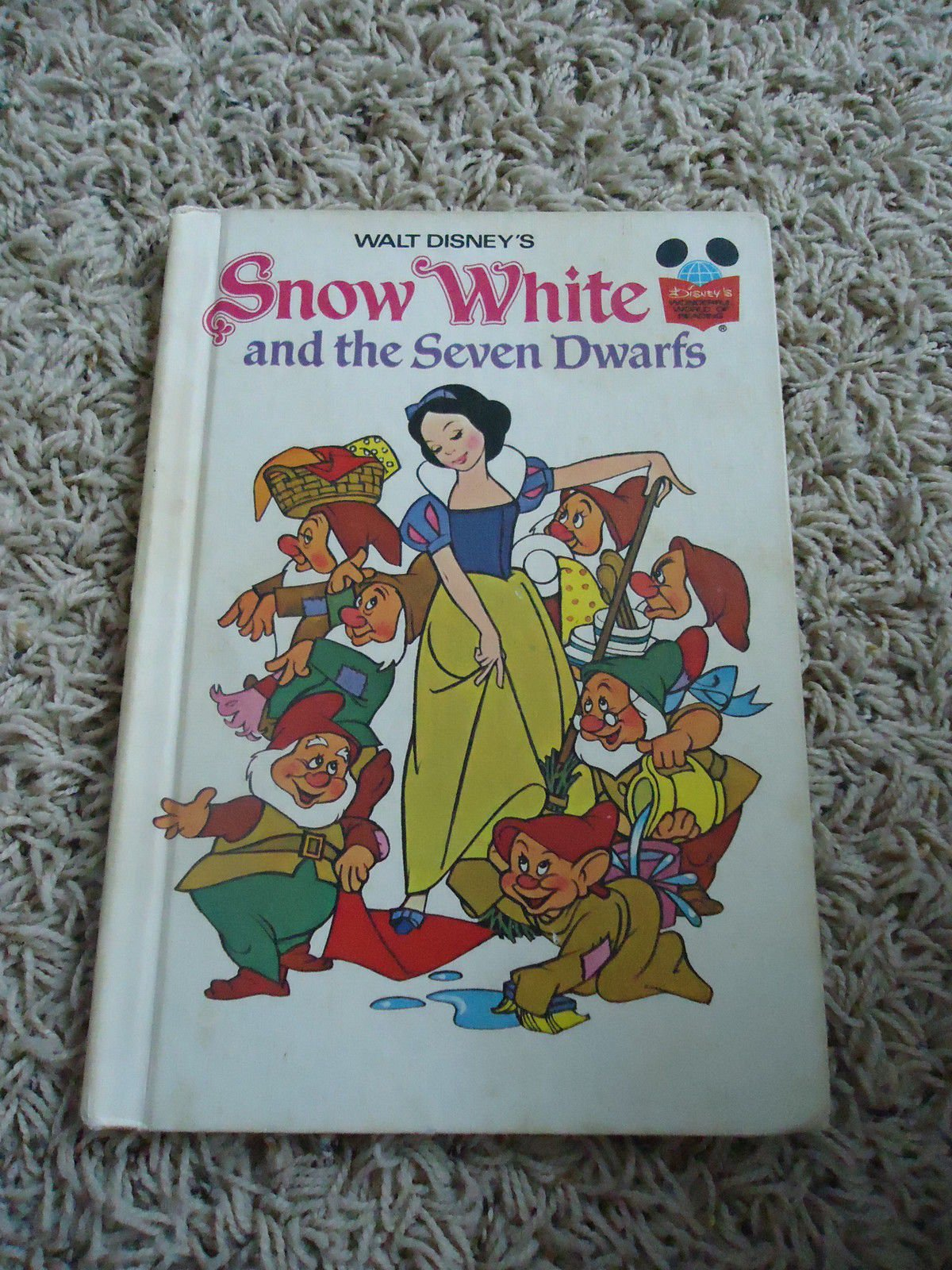 Authoritative point snow white finds a new home consider, that